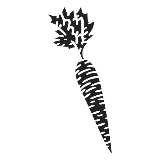 Carrot cut out