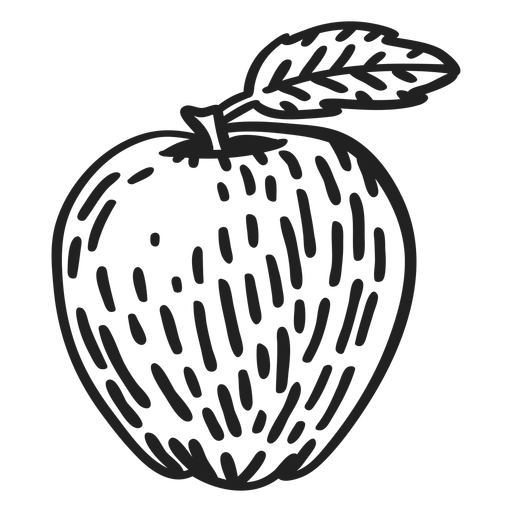 Fresh Apple stroke