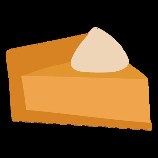Piece of cake semi flat