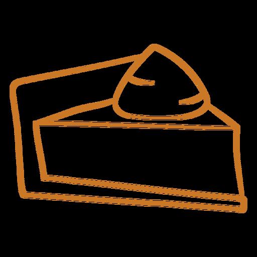 Panadería y Dulces Trazo cortado a mano - 21
