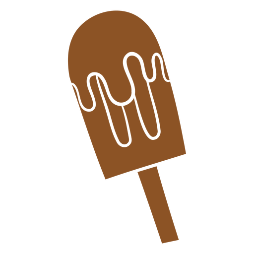 Ice cream cut out
