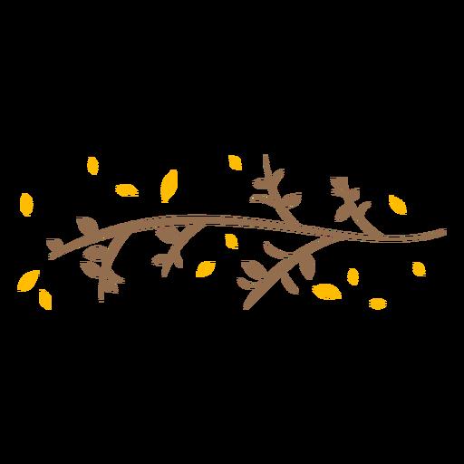 Fall branch flat