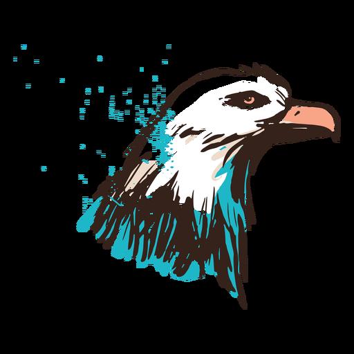 Bold eagle vintage