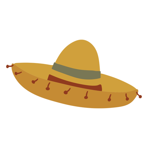 Mexican hat flat