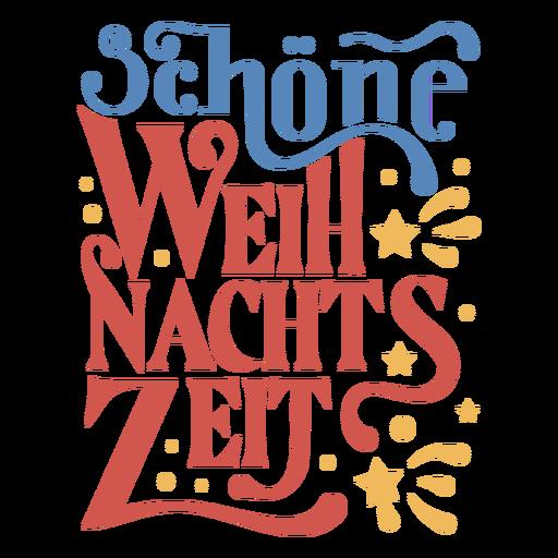 German christmas badge