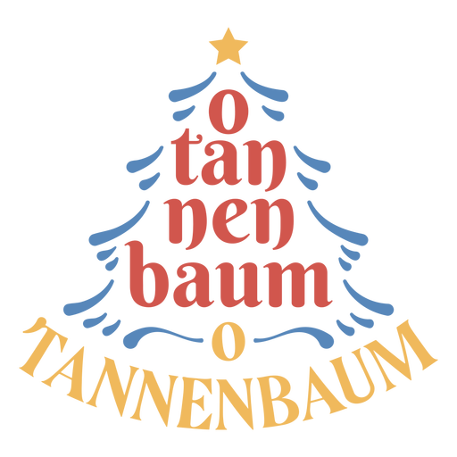 Christmas tree german badge