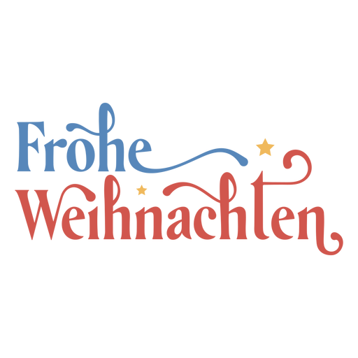 Merry christmas holiday german quote