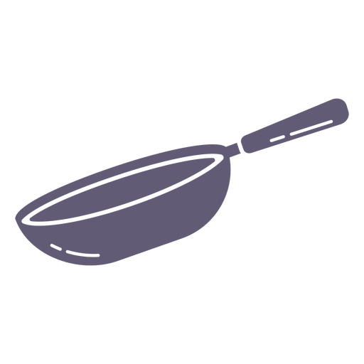 Cooking pan cut out