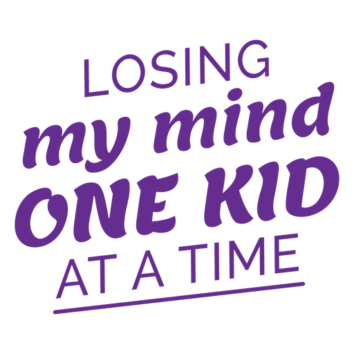 Losing my mind quote flat