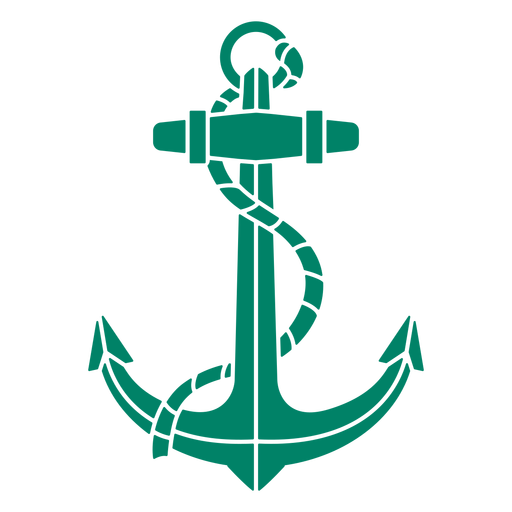 Ship anchor rope cut out