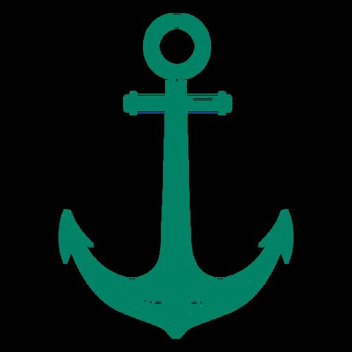 Ship anchor simple