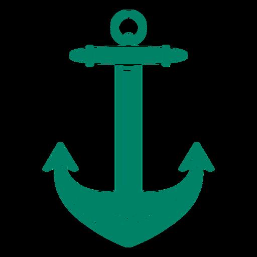 Ship anchor ocean