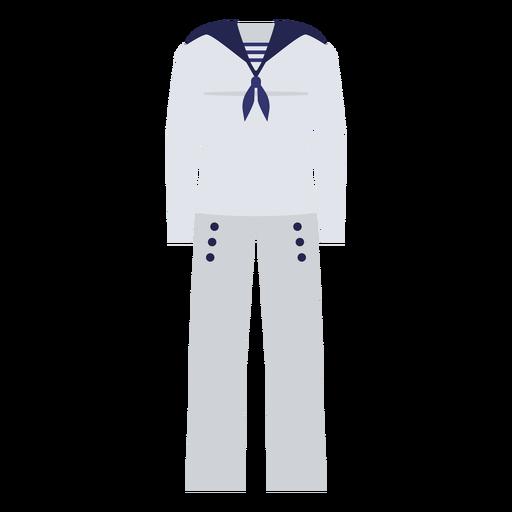 Marines uniform flat