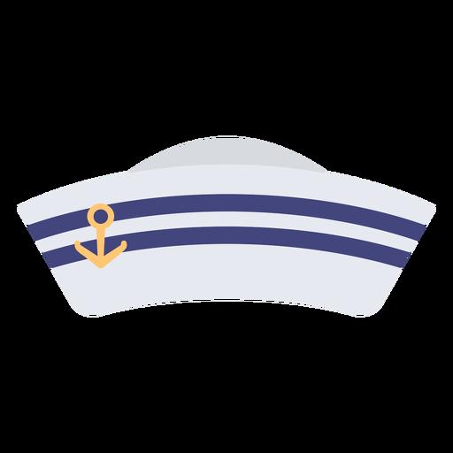 Sailor hat flat