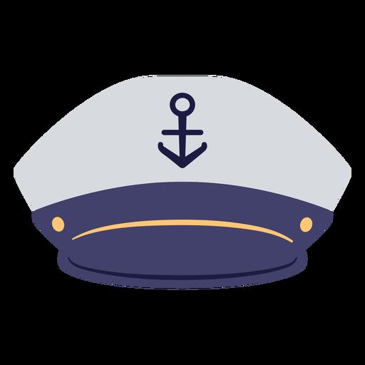 Marine hat flat