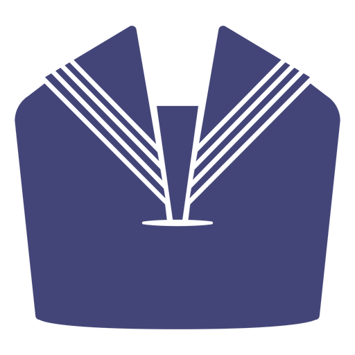 Marine tshirt cut out