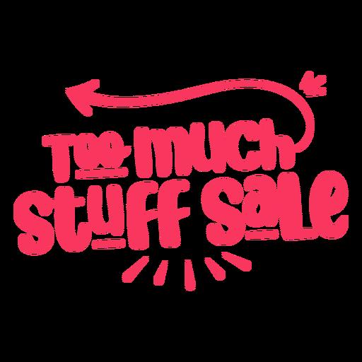 Shopping sale badge