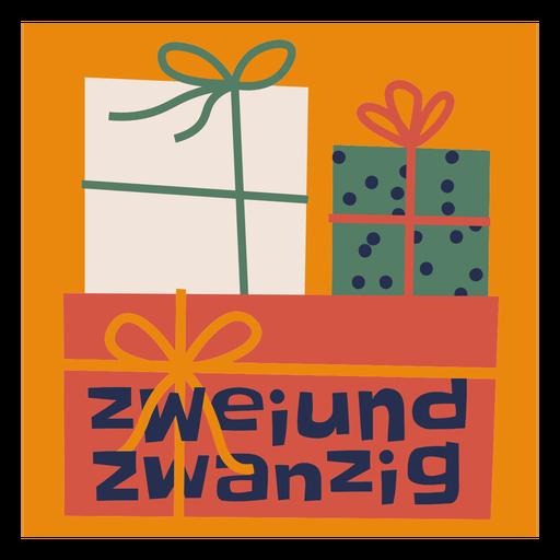 Alemán Navidad-Adviento Calendario-Papercut - 1
