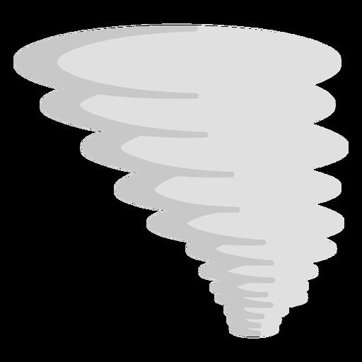 Natureza da tempestade de tornado