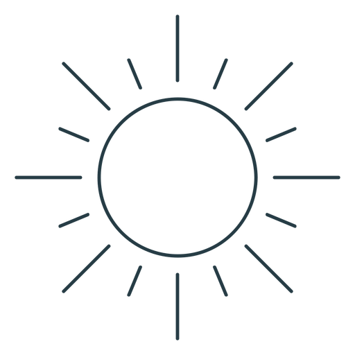 Iconos gráficos del tiempo - 58