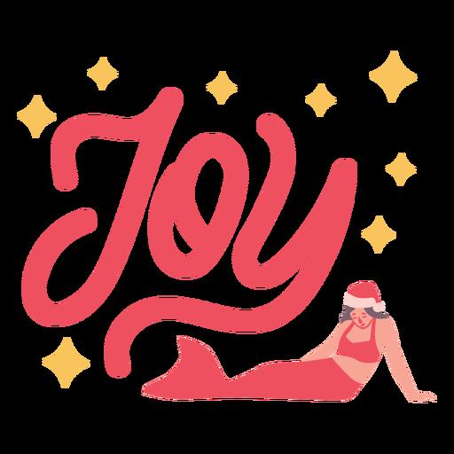 Christmas mermaid joy quote