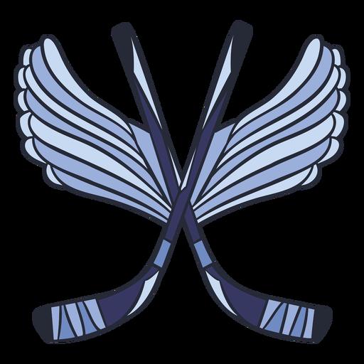 Color de los elementos de hockey - 26