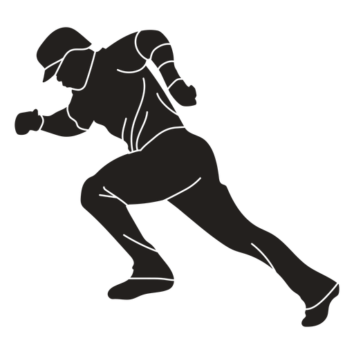 BaseballPlayers_DetailedSilhouette - 0
