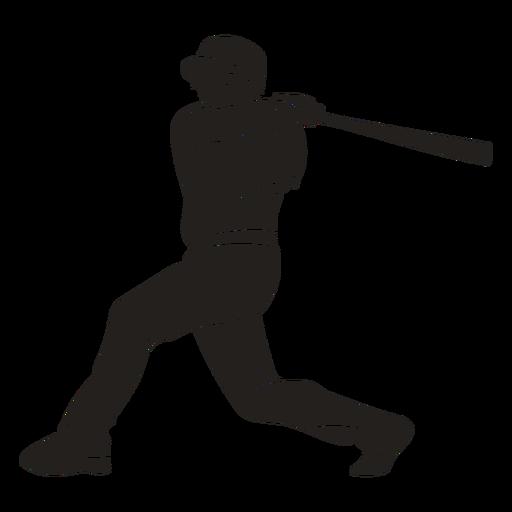BaseballPlayers_DetailedSilhouette - 7