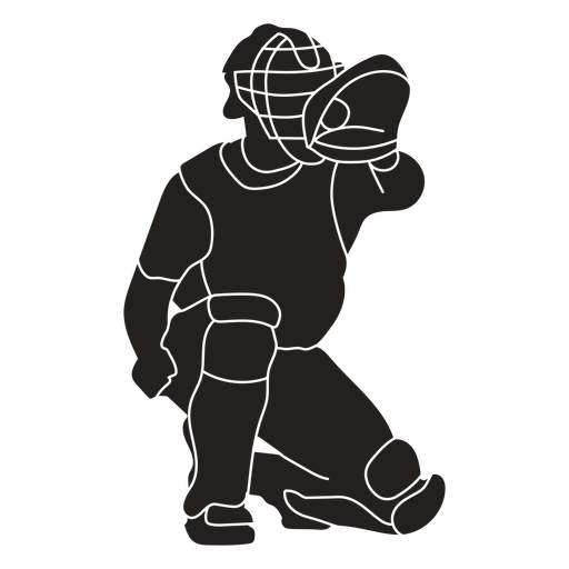BaseballPlayers_DetailedSilhouette - 9