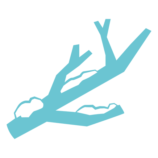 Naturaleza-Invierno-HandCutSimpleShapes-Vinilo - 4