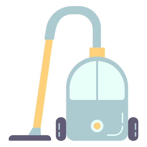 Vacuum cleaner color stroke