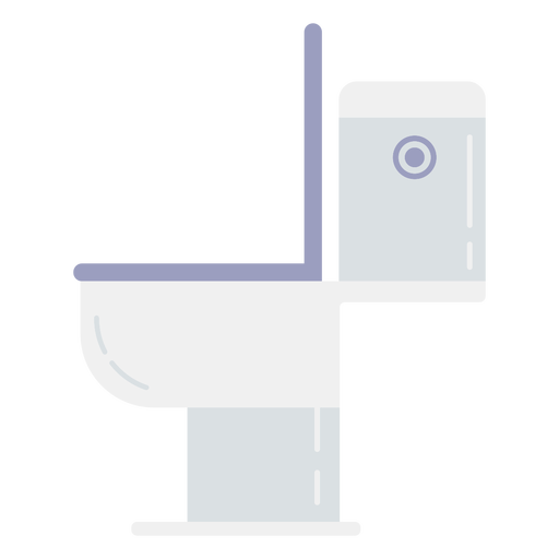 Toilet profile semi flat