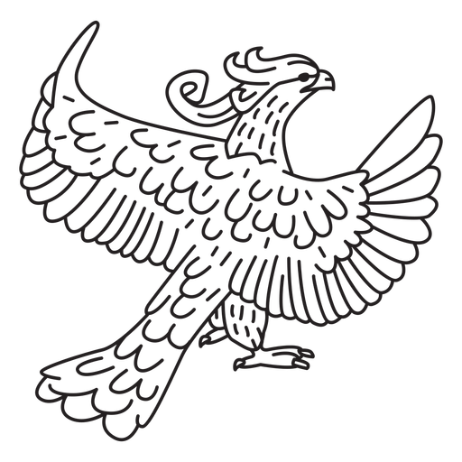 Phoenix backwards stroke