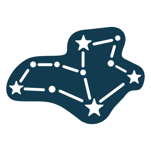 Simple constellation geometric cut out