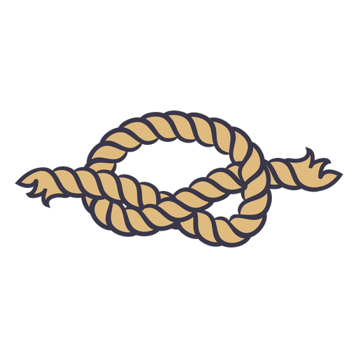 Normal simple knot color stroke