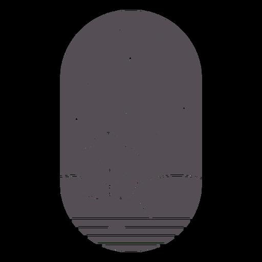 Gráfico-Mono-Línea-Silueta - 2