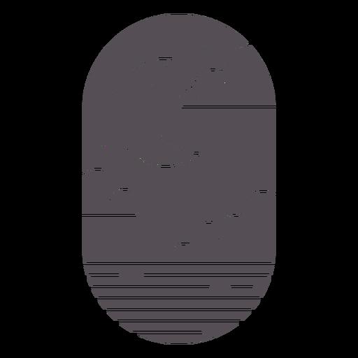Grafik-Mono-Line-Silhouette - 14