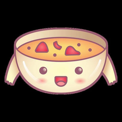 Happy soup kawaii
