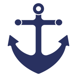 Simple anchor cut out element