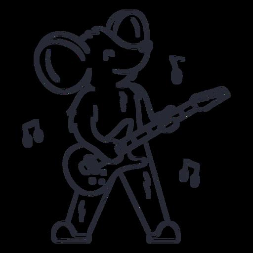 Guitarra-Animales-Stroke - 3
