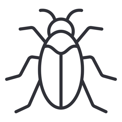 Gr?ficos-Iconos-Bugs-Stroke - 4