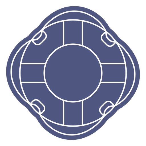 Boat floating device cut out