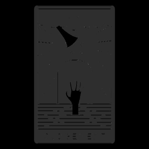 Tarot card judgement cut out
