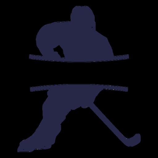 Monogramas de hockey - 9