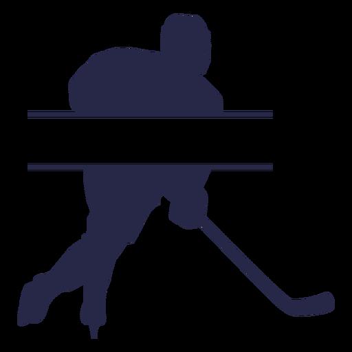 Monogramas de hockey - 10