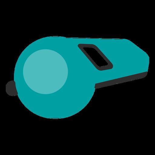 Blue whistle semi flat