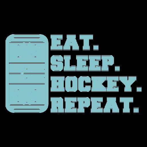 Hockey-Camisetas-Vinilo - 0