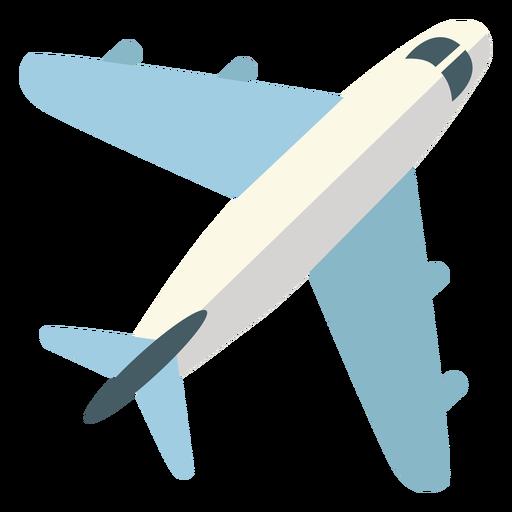 Plane semi flat
