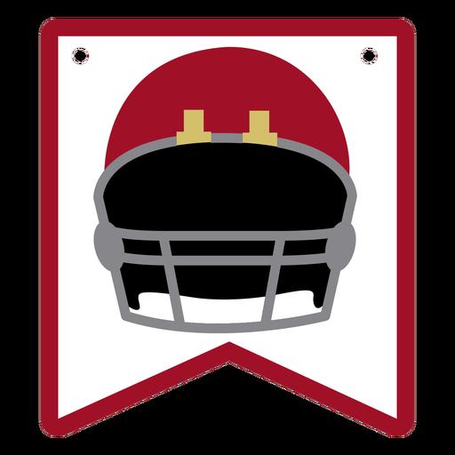 Football helmet sport equipment