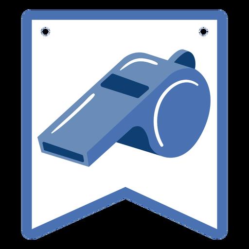 Whistle baseball sport equipment